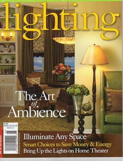 Residential Lighting Magazine Design Pictures