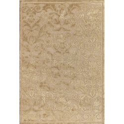 It Is A 2 X 4 Area Rug From Couristan Described As Trasitional Pavé Vintage Damask Golden Pearl Contemporary Speaks To Me At Very Large